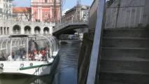 Rečni transport Ljubljana