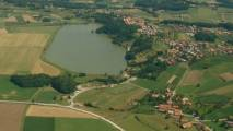 Jezero Radehova, Trojiško jezero in jezero Pristava