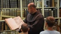 Frančiškanski samostan Novo mesto in knjižnica