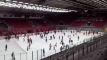 Drsališče Športna dvorana Podmežakla
