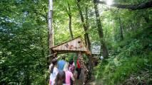 Pravljično-doživljajski park Polhov Gradec