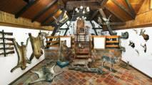 Lovska zbirka in polharski muzej