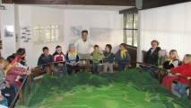 Muzej Cerkniškega jezera Kebe