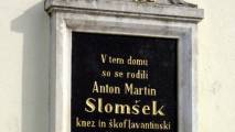 Rojstna hiša Antona Martina Slomška