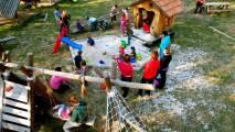Eko Plac - Zračni hostel - Adrenalinček