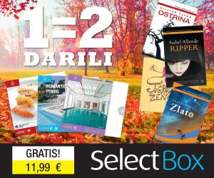 SelectBox en nakup dve darili